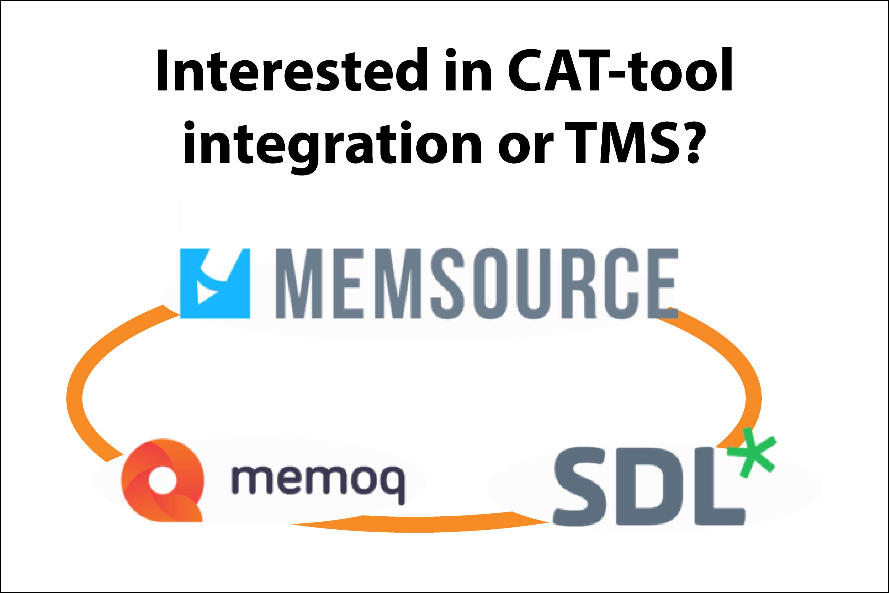 Cat Tools integration